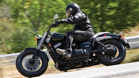 2016 Honda Shadow Phantom Review