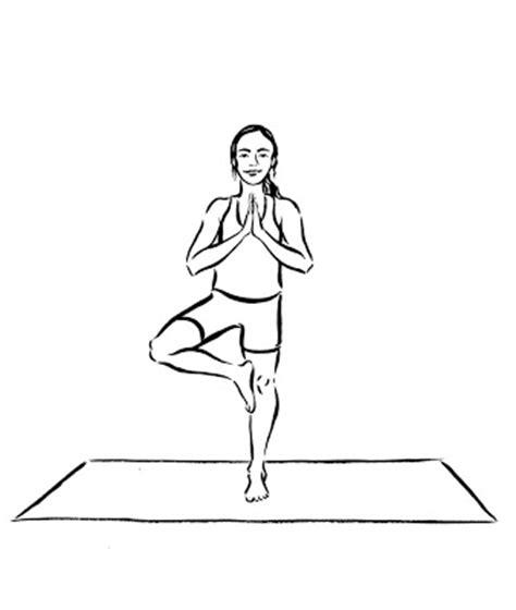 jessica lynn clark illustration yoga poses