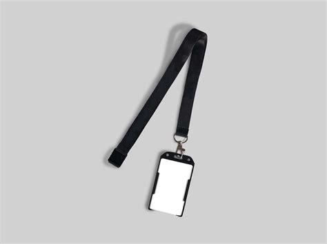 Apple imac mockup, macbook mockup, iphone mockup, ipad, billboards & signs, branding, print, fashion, apparel & more other mockups. Free ID Card Attached to a Strap Mockup (PSD)