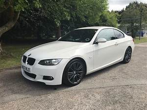 Bmw 3 Series Coupe 320i M Sport 2007 White
