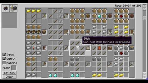 1 5 quot crafted minecraft 1 5 1 crafting guide mod cały crafting w jednej książce youtube