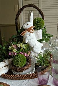 March Magic of the Month – Easter Tablescapes