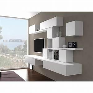 Meuble De Rangement Salon : meuble de rangement salon florida meuble salon ~ Dailycaller-alerts.com Idées de Décoration