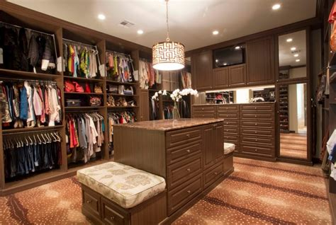 his hers master closet traditional closet new