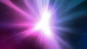 Purple Light Wallpaper
