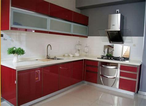 latest   kitchen furniture designs  india