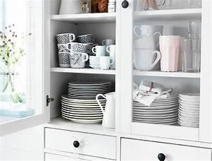Ikea Küche Inspiration : ikea sterreich inspiration k che hol dir doch eine tasse hemnes vitrine mit 4 schubladen ~ Watch28wear.com Haus und Dekorationen