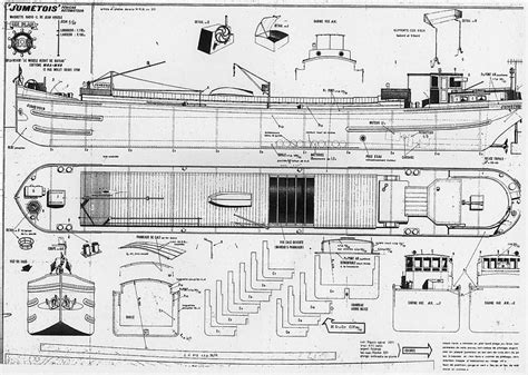 Model Boats Plans Free by Model Boat And Sailboat Plans Plans Aerofred Model