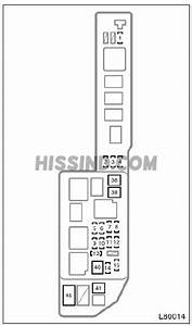 1998 Toyota Camry Fuse Box Diagram  Location  Description