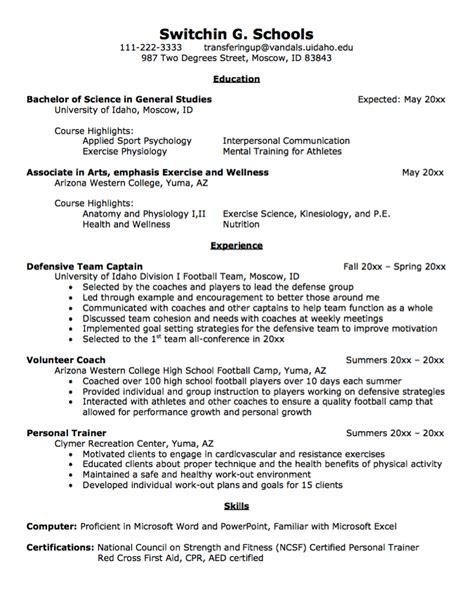 11499 college student resume for internship transfer student resume sle http exleresumecv