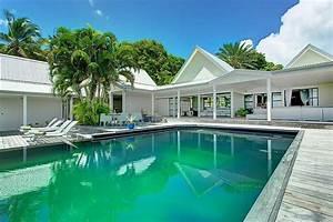 location guadeloupe villa de luxe avec piscine With location villa bord de mer avec piscine 4 location villa luxe guadeloupe