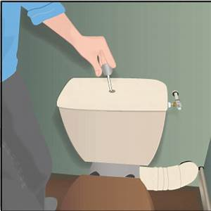 Chasse D Eau : r parer une chasse d eau qui fuit plomberie ~ Melissatoandfro.com Idées de Décoration