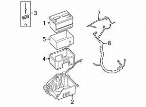 Lincoln Navigator Battery Cable Harness  Expedition