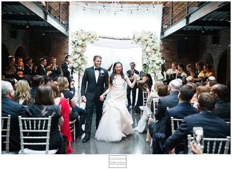 foundry wedding long island city  york ann