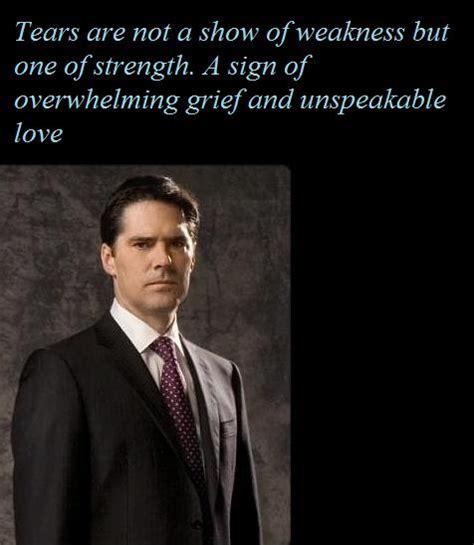 criminal minds agent gideon quotes