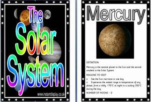 Planet Mercury Project Ideas (page 2) - Pics about space