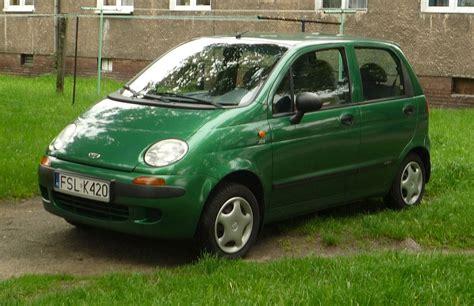 Daewoo Matiz I Restyling 2000