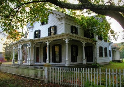 A Ghost Town Of Old Houses For Sale & More Links I Like