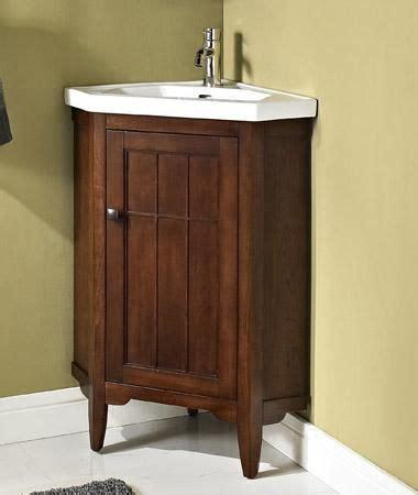 Small Corner Bathroom Sink Vanity by Prairie 26 Quot Corner Vanity Sink Set Corner Vanity