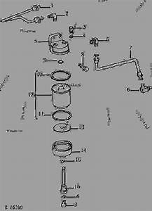 John Deere 1020 Distributor Parts