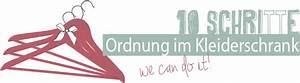 Ordnung Im Kleiderschrank : 10 schritte zur ordnung im kleiderschrank ~ Frokenaadalensverden.com Haus und Dekorationen