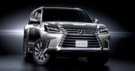 2018 Lexus Lx 570 Price, Review, Redesign  20182019 New