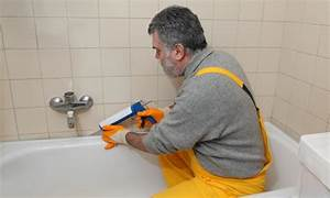 tips for fixing a leaking bathtub smart tips With how long does bathroom silicone take to dry