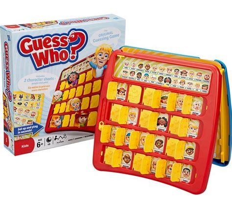 Buy Guess Who? Board Game From Hasbro Gaming At Argosco