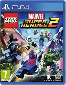 LEGO Marvel Super Heroes 2 Playstation 4 World Of Games