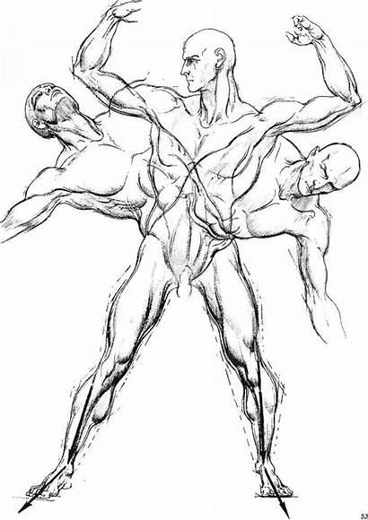 Figure Drawing Leg Legs Pencil Secondary Foot