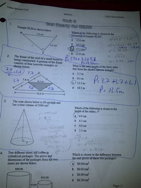 needmathhelp com grade 9 mathematics the path is
