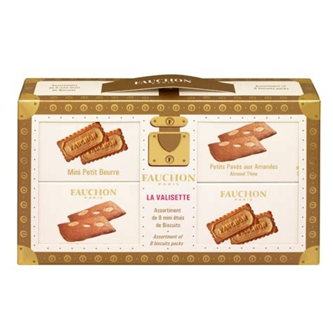 cuisine valisette la valisette de biscuits fauchon food drinks