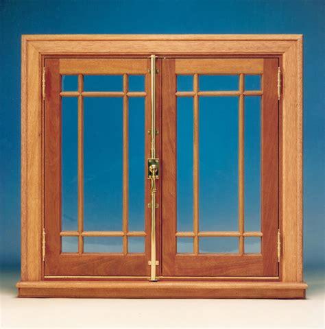 traditionally designed custom wood inswing french casement window