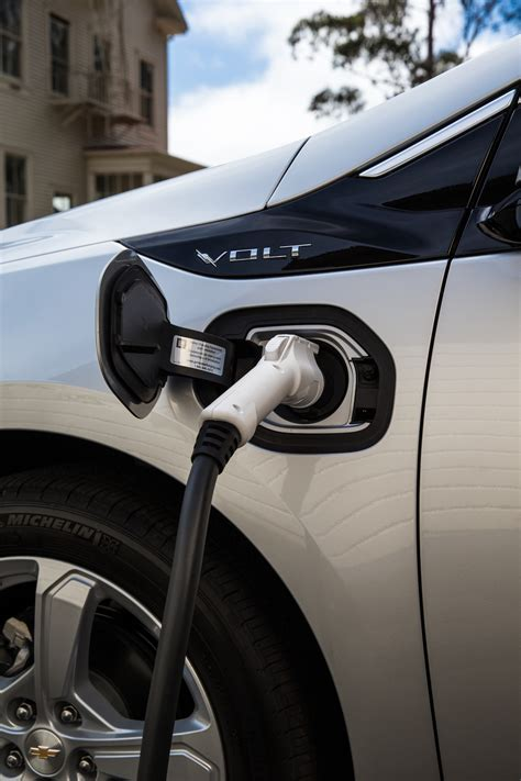 chevrolet volt quicker charging  improved