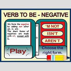 Verb To Be (negative)  Game Authorstream