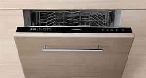 Lave Vaisselle 45 Cm Noir : lave vaisselle tout int grable 45 cm sclt042a0n schneider ~ Melissatoandfro.com Idées de Décoration