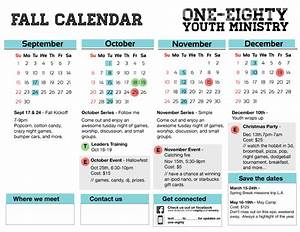 youth ministry calendar template printable calendar With youth group calendar template