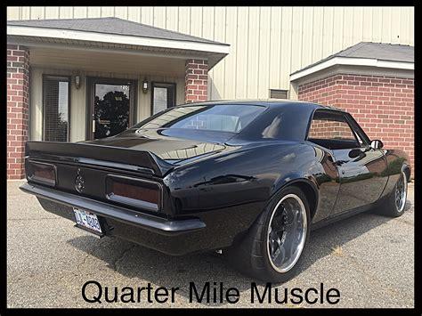 Quarter Mile Muscle Inc