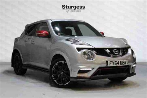 nissan  juke  dig  nismo rs dr petrol silver