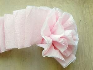 Comment Faire Des Roses En Papier : fleurs en papier cr pon ~ Melissatoandfro.com Idées de Décoration