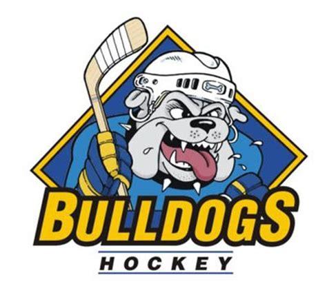 bulldogs hockey t-shirt