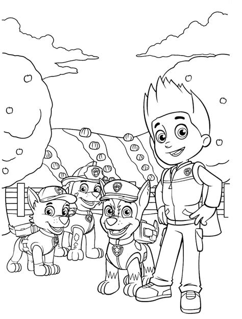 That's why they also will loove these paw patrol coloring pages. Rocky Paw Patrol Coloring Lesson   Kids Coloring Page - Coloring Lesson - Free Printables and ...