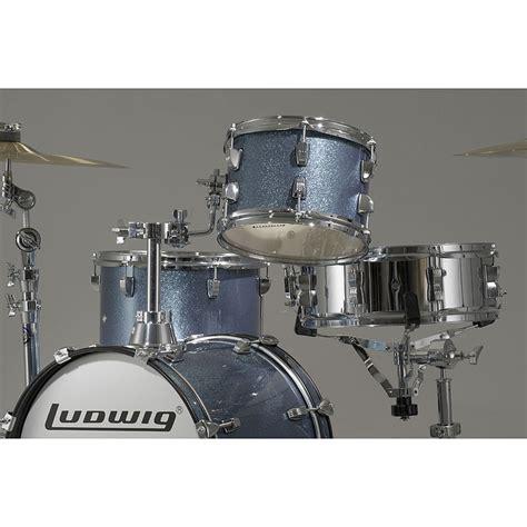 ludwig breakbeats lcx azure blue sparkle drum kit