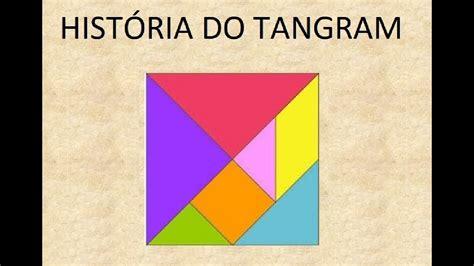 História do Tangram - YouTube