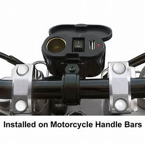 Eklipse Cobra Ultimate Motorcycle Usb Charging System