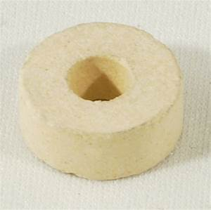 1  4 U0026quot  High By 3  4 U0026quot  Diameter Cylindrical Ceramic Spacer