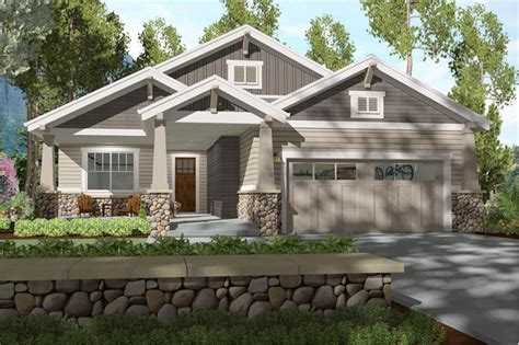 craftsman house plan    bedrm  sq ft home theplancollection
