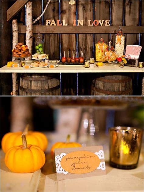 Autumn Wedding Rustic Fall Wedding Ideas #2053660 Weddbook