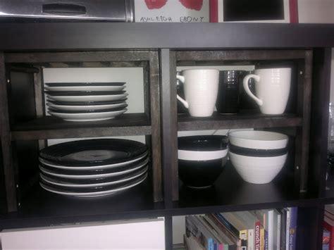 EXPEDIT Half Shelf from Wine Rack   IKEA Hackers   IKEA