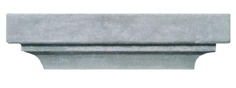 davanzali in cemento davanzali sagomati spessore 11 5